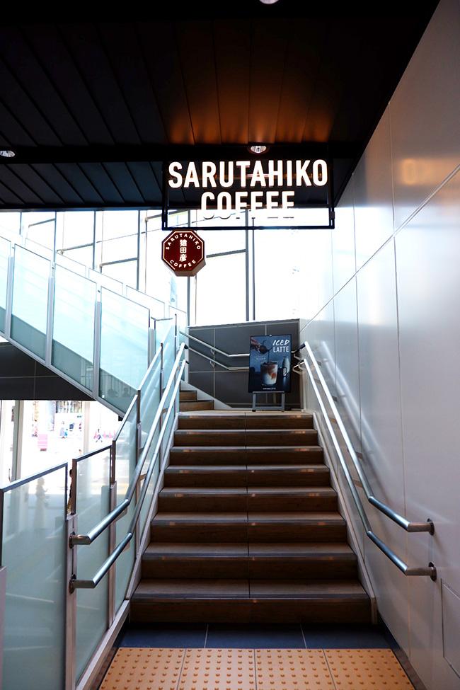 JR原宿駅改札からすぐそこ!