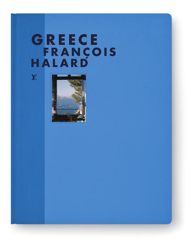 フランソワ・アラール 『ファッション・アイ ギリシャ』表紙。