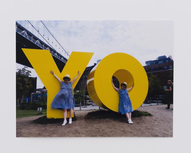 fumiko imano『yo/nyc/2016』(2016/2020) © fumiko imano, Courtesy of KOSAKU KANECHIKA