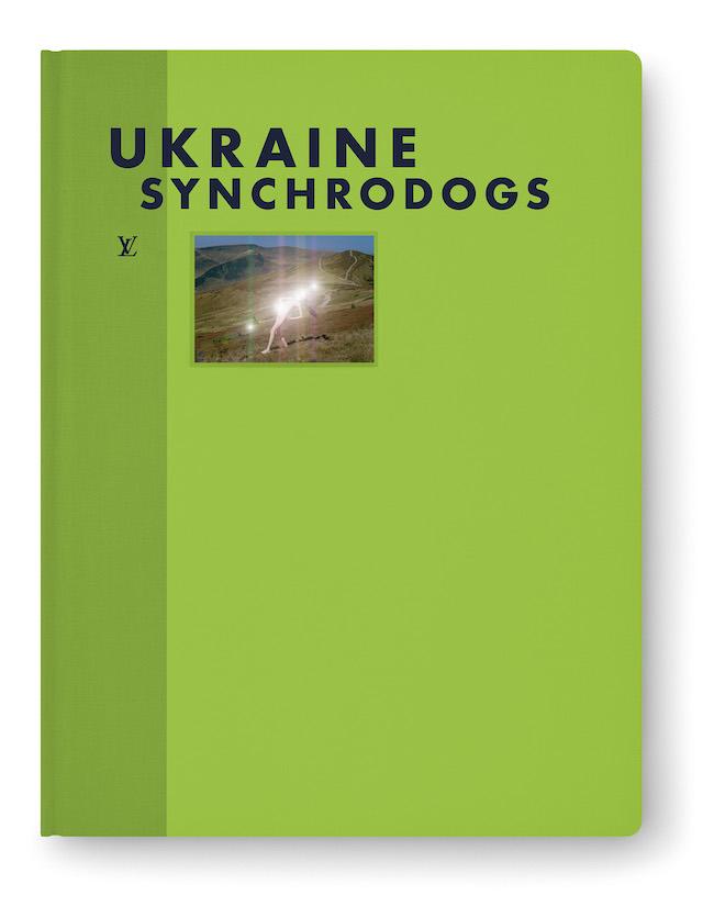 シンクロドッグズ 『ファッション・アイ ウクライナ』表紙。