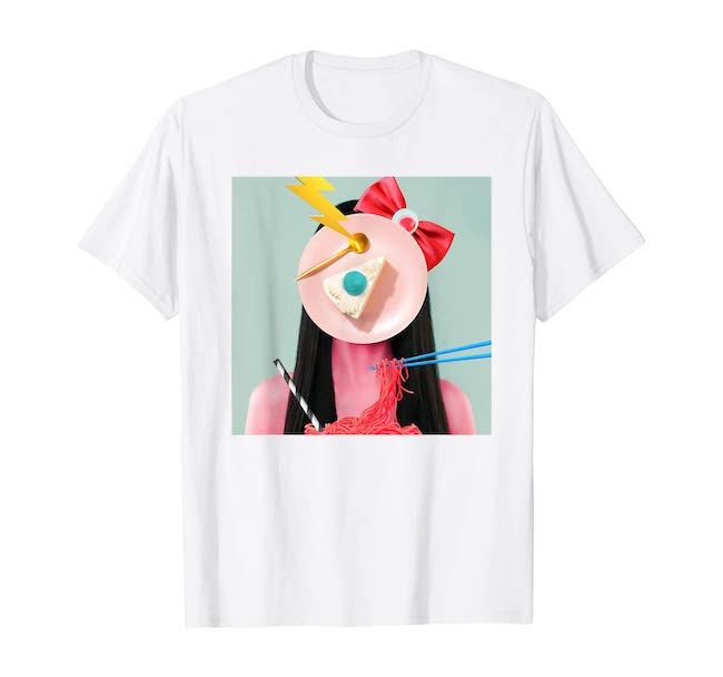 NiCEage Tシャツ¥3,000/Q-TA