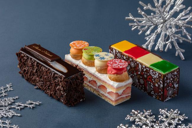 アソートケーキ(3個セット)¥4,500 ※40台限定