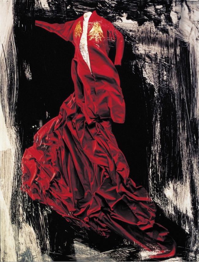 映画『ドラキュラ』(フランシス・F・コッポラ監督、1992年)衣装デザイン ©David Seidner / International Center of Photography
