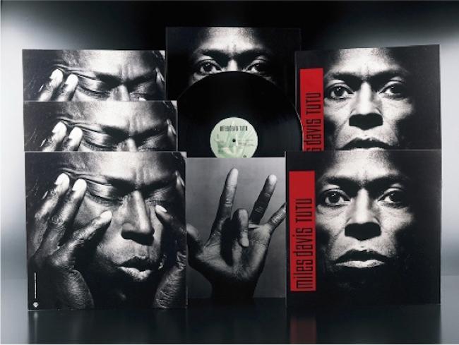 マイルス・デイヴィスのアルバム・パッケージ『TUTU』(1986年)アートディレクション