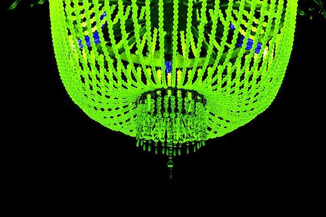 『クリスタルパレス: 万原子力発電国産業製作品大博覧会(カナダ、部分)』(2013) 撮影:米谷ジュリア ©Ken + Julia Yonetani  Courtesy of the Artists and Mizuma Art Gallery
