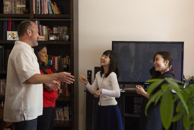Netflixオリジナルシリーズ「KonMari ~人生がときめく片づけの魔法~」独占配信中 ©︎Denise Crew/Netflix