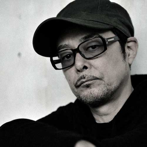 DJ KRUSH近影