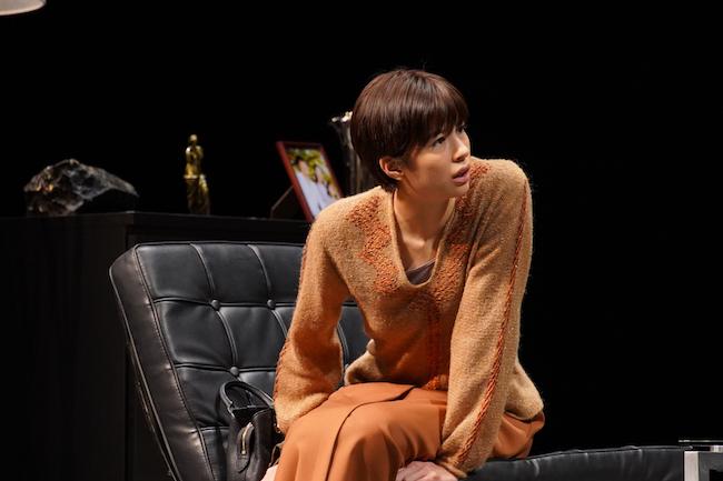 舞台「てにあまる」より。 写真:宮川舞子