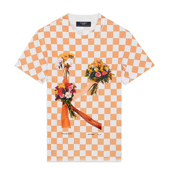 """""""A to Z"""" Tシャツ(ジェフ・クーンズ) ¥66,000"""