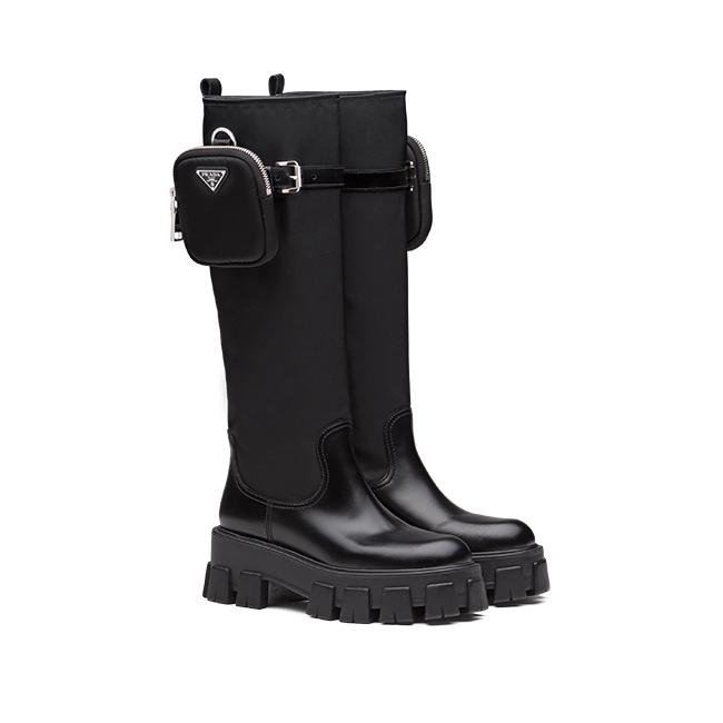 ブーツ¥161,000(予定価格)