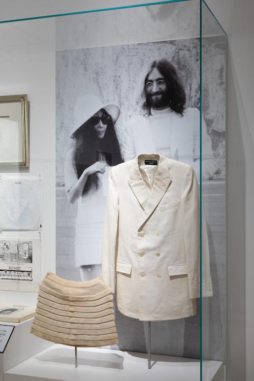 1969年ジブラルタルでの結婚時の衣装 Shintaro Yamanaka(Qsyum!)