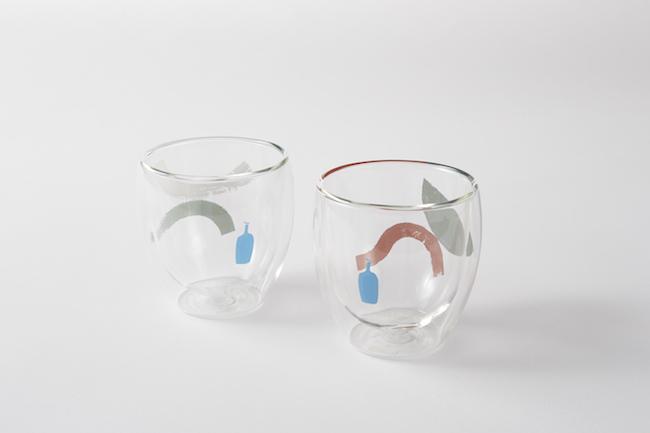 ホリデー グラスマグセット ¥3,300 ※12月上旬発売予定