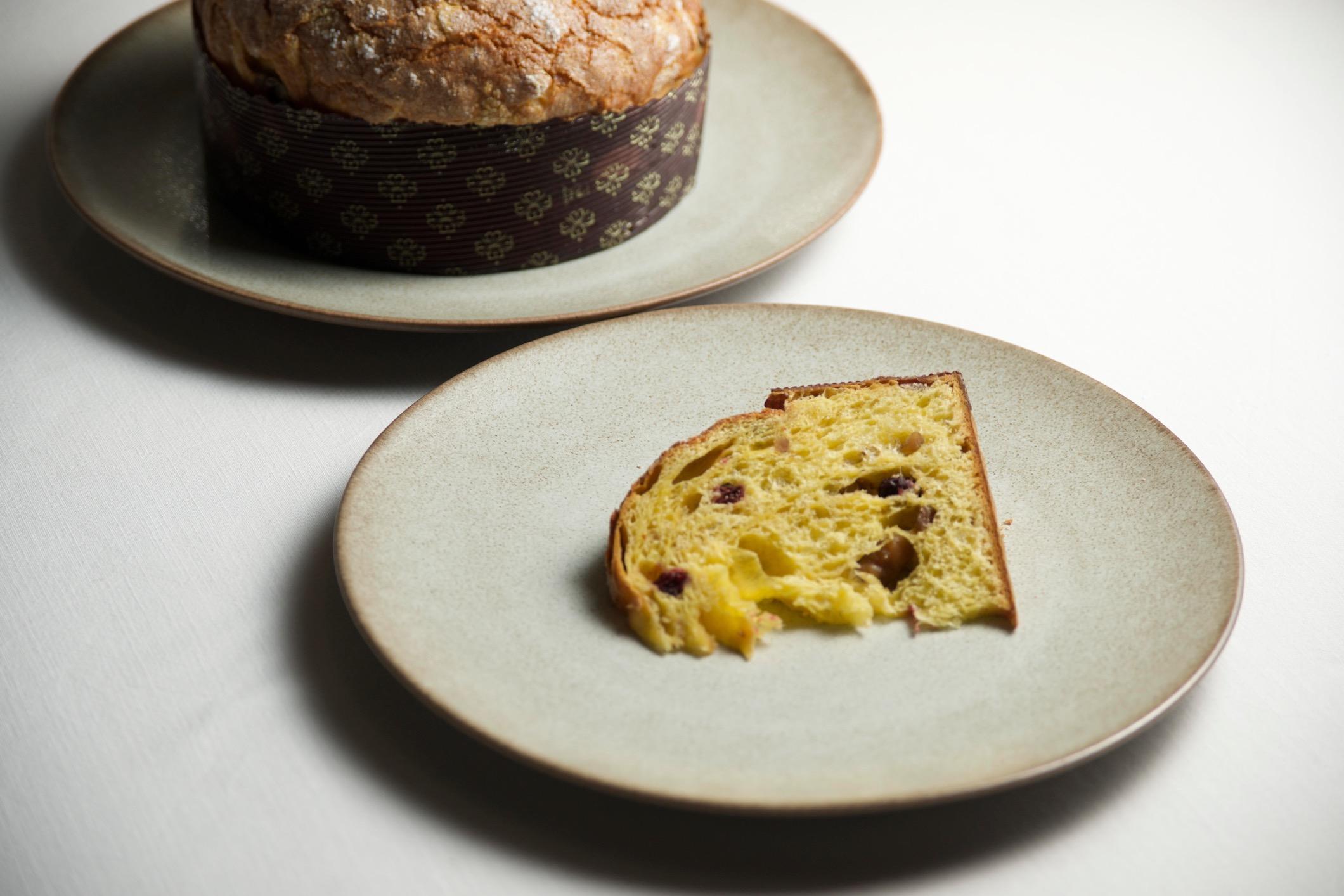 パネトーネはイタリアの伝統菓子
