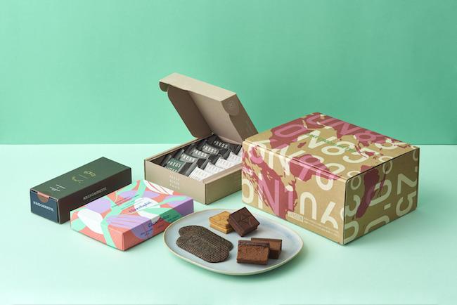 BAKE CHOCOLATE TRIP ROUTE A ¥5,300 ※好評につき予約時点で完売