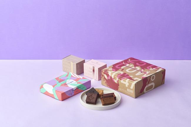 BAKE CHOCOLATE TRIP ROUTE C ¥3,250 ※数量限定