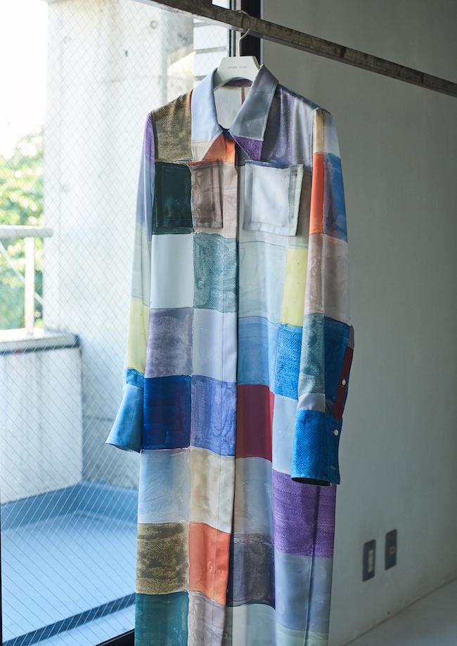 シャツドレス ¥49,000