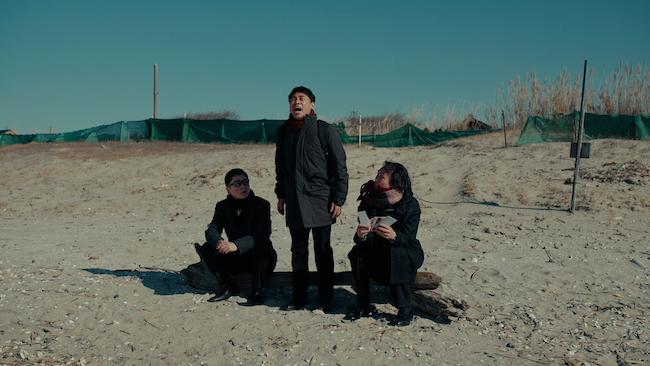 監督:山下敦弘、脚本:向井康介 『ランブラーズ2』(2021年)