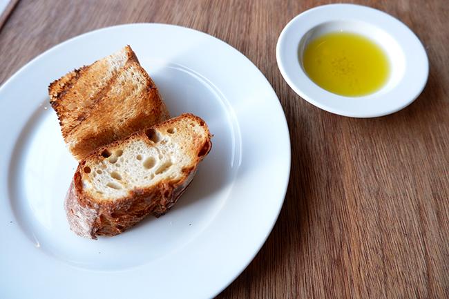 池尻大橋 TOLO PAN TOKYOのパンの盛り合わせ