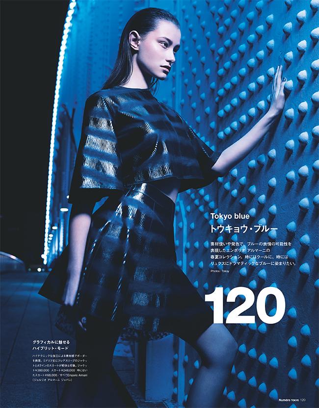 Photos:Takay Fashion Editor:Shun Watanabe Hair & Makeup:Katsuya Kamo Nails:Eichi Matsunaga Edit:Michie Mito