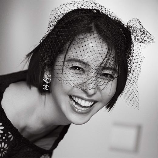 「Chanel」と迎える新しい季節。長澤まさみの撮休日&インタビュー