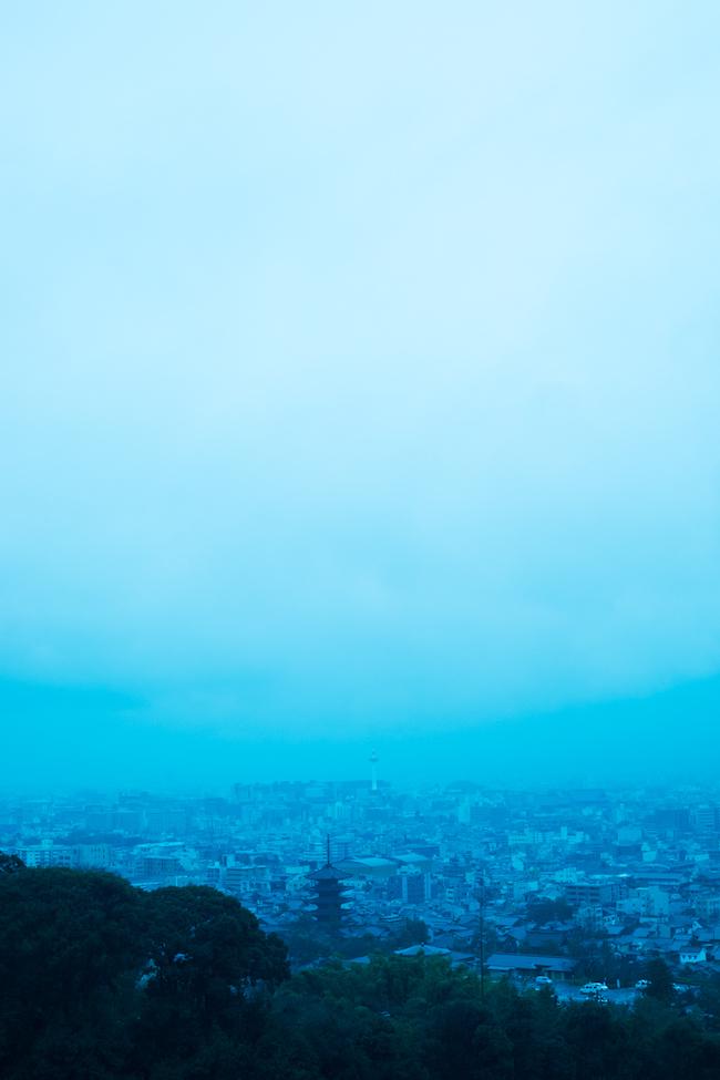細倉真弓 『ファッション・アイ 京都』より。 ©LOUIS VUITTON MALLETIER