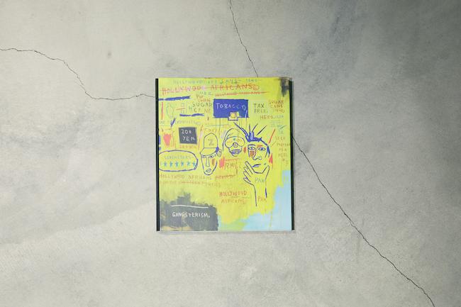 ジャン=ミシェル・バスキア 『Writing the Future : Basquiat and the Hip-Hop Generation』