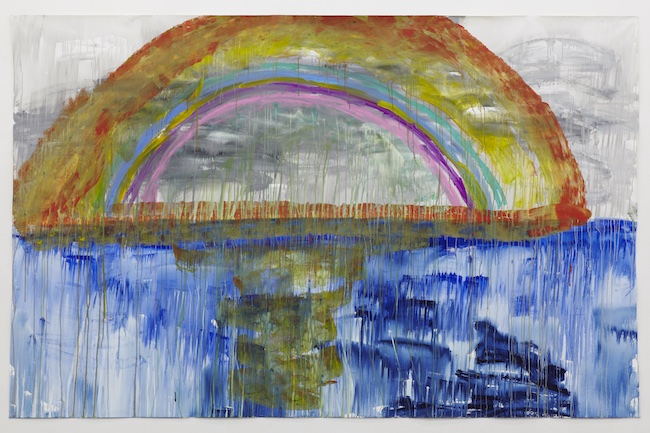 大宮エリー 『希望の海』 (2015年) ©︎Ellie Omiya ,courtesy of Tomio Koyama Gallery