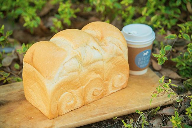 「焼いておいしいトースト#スチパン」¥756(税込)