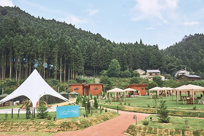 飯能の豊かな自然を享受しながら豊かな森林体験を。