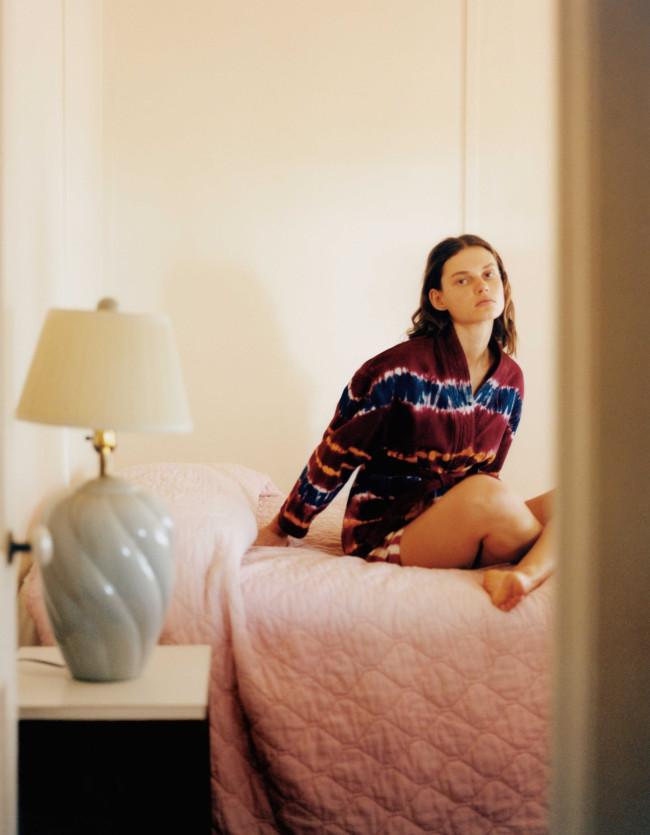 ジャケット ¥250,000 パンツ ¥145,000/ともに Dior(クリスチャン ディオール)0120-02-1947