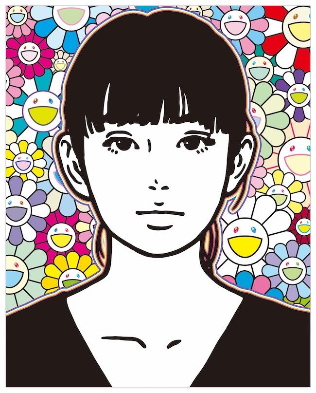 ©️KYNE ©️2021 Takashi Murakami/Kaikai Kiki Co., Ltd.