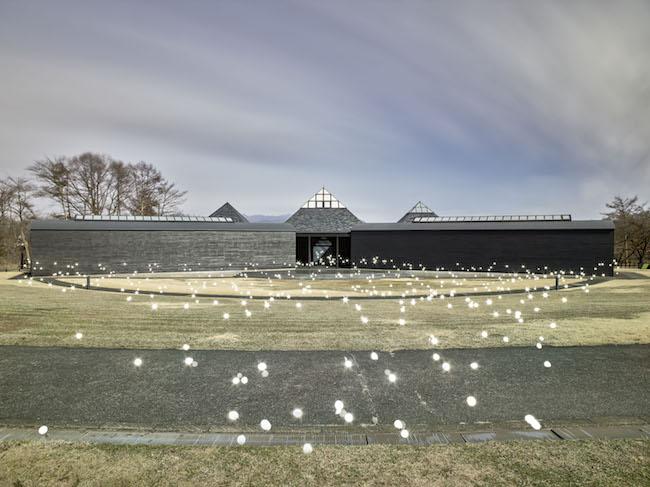 佐藤時啓『光-呼吸 HaraArc#1』 2020年 ピグメントプリント 111.5 x 146 cm