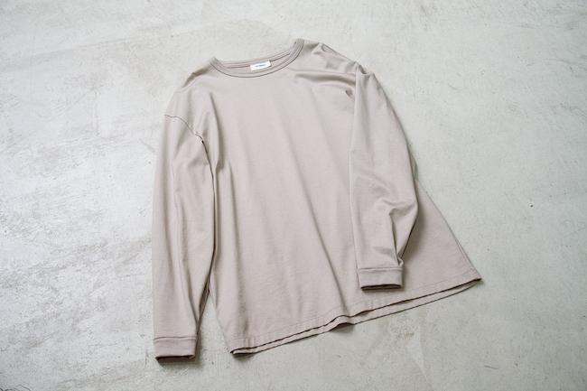 ロングスリーブTシャツ¥14,000
