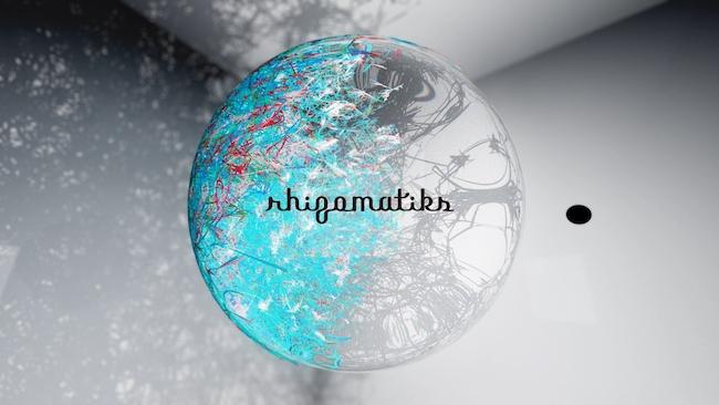 "Rhizomatiks 006 ""Rhizome - 04"""