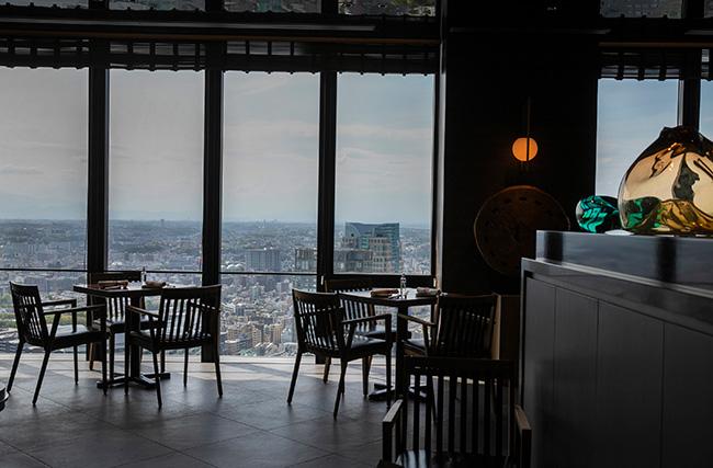 レストラン「THE YOKOHAMA BAY」