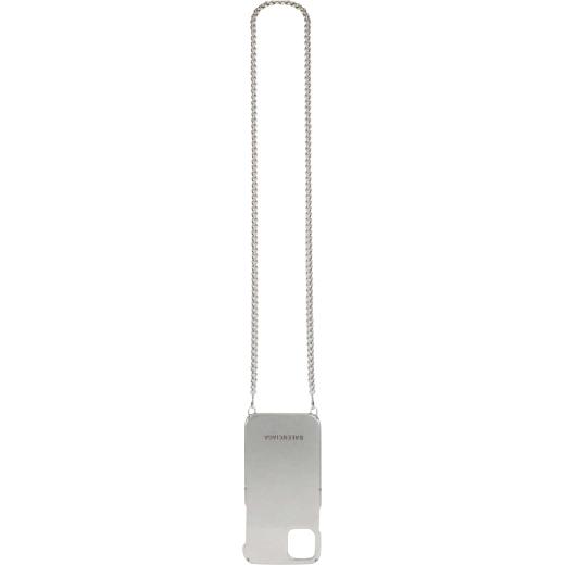 メタルフォンケース(W8.2× H16.2×D1.3cm) ¥90,200/Balenciaga(バレンシアガ クライアントサービス 0120-992-136)