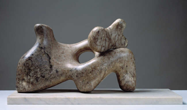 『Mother and Child』 Photo © Tate. Mother and Child,1934 (BH 58), Tate © Bowness