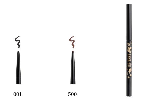 スムース アイライナー WP 001 ¥2,420/Anna Sui(アナ スイ コスメティックス)