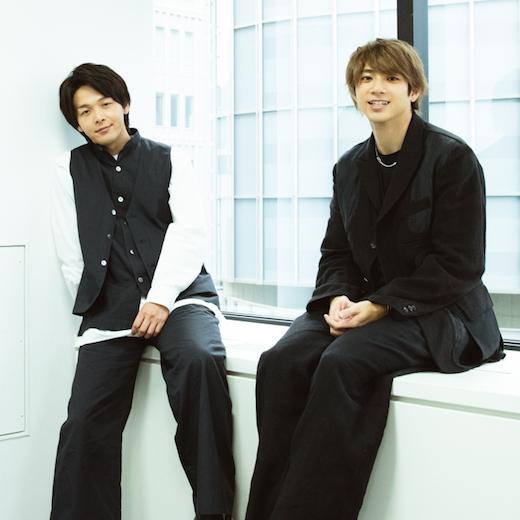 中村倫也・山田裕貴インタビュー「人生の終わりには、笑っていられるような人間でいたい」