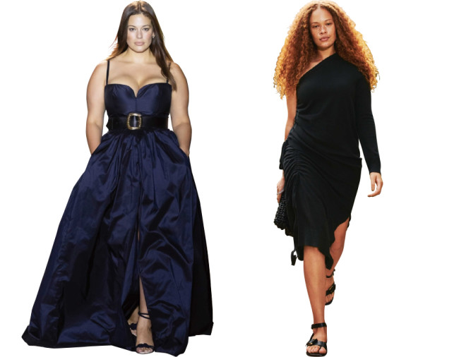 2021年春夏のエトロ(左)とマイケル・コース コレクション(右)。2017年にはケリングとLVMHグループが共同で、女性モデルはフランスサイズの34以上とするなど、モデルのウェルビーイングに関する憲章を発表している。