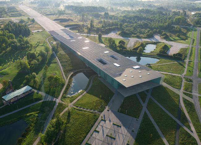 「エストニア国立博物館」 Photo: Propapanda / image courtesy of DGT.