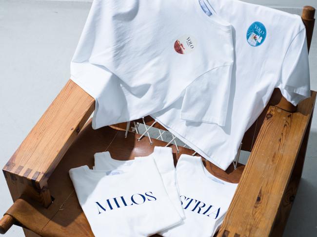 プリントTシャツ 各¥9,900