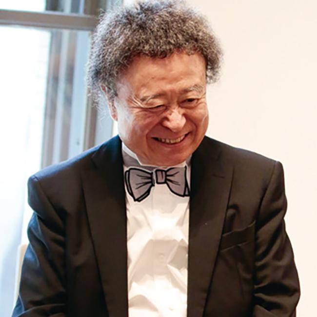 6. 篠山紀信近影(Photo: Yoshiki Nakano)