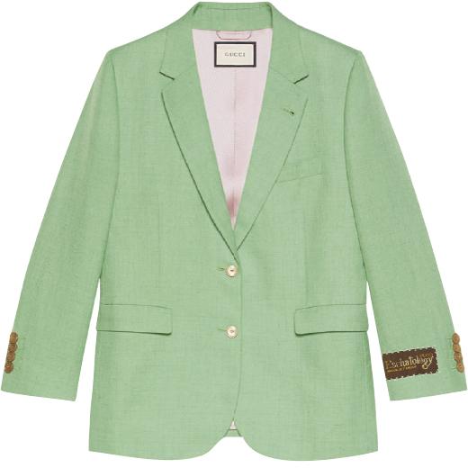 ジャケット ¥269,500/Gucci(グッチ ジャパン クライアントサービス 0120-99-2177)