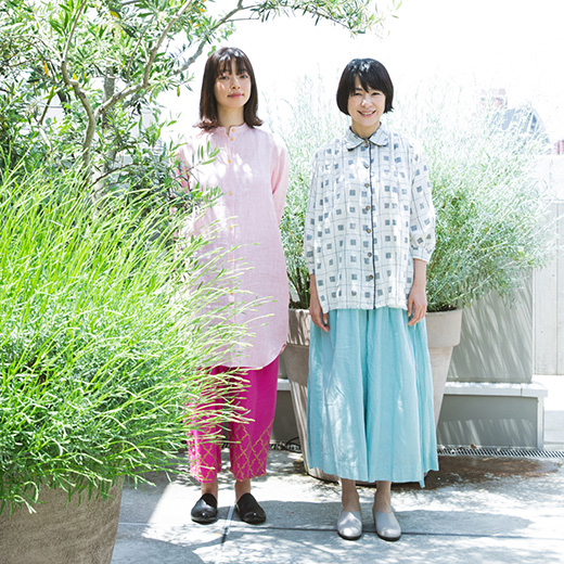 西田尚美・市川実和子インタビュー「大人になるってすごく楽しい」