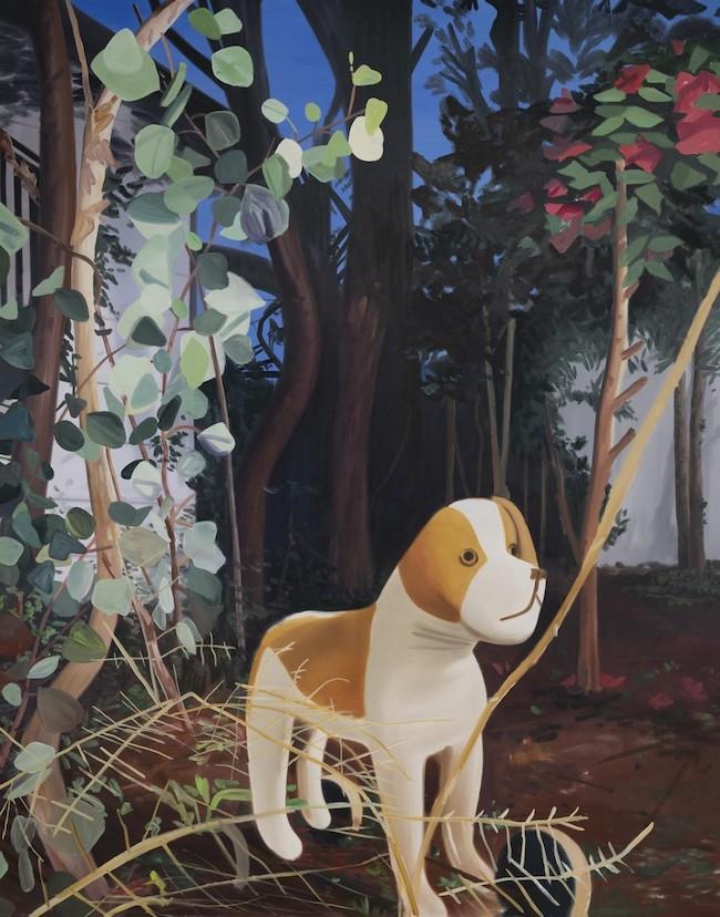 「NOCTURNE ,VINCENT VAN DOG」 (2021年)