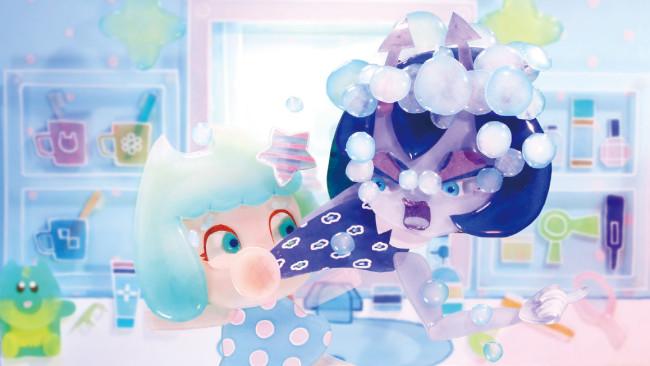 『Candy Caries』© Tomoki Misato/WIT STUDIO