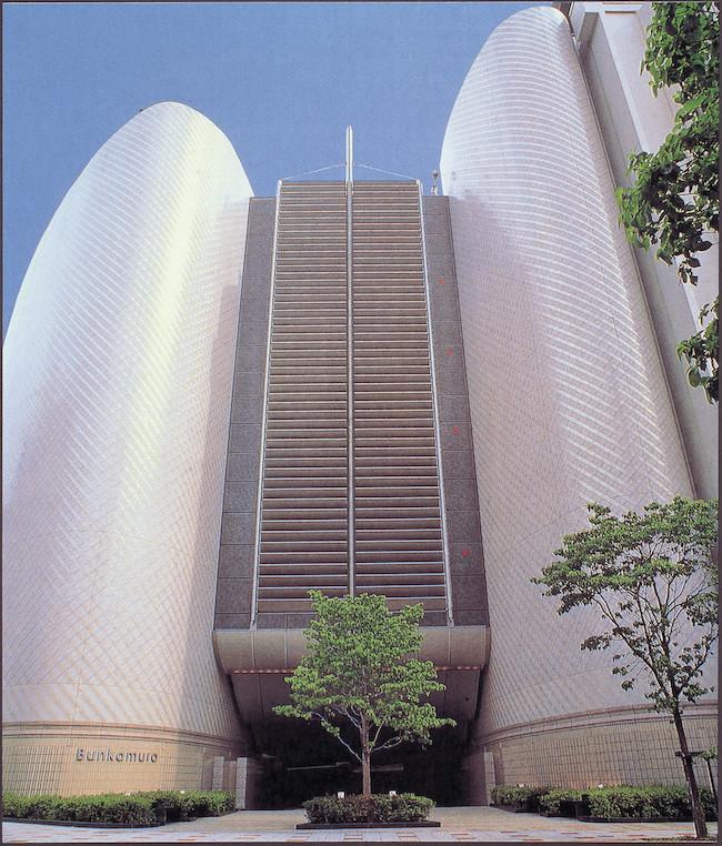 Bunkamura ザ・ミュージアム正面
