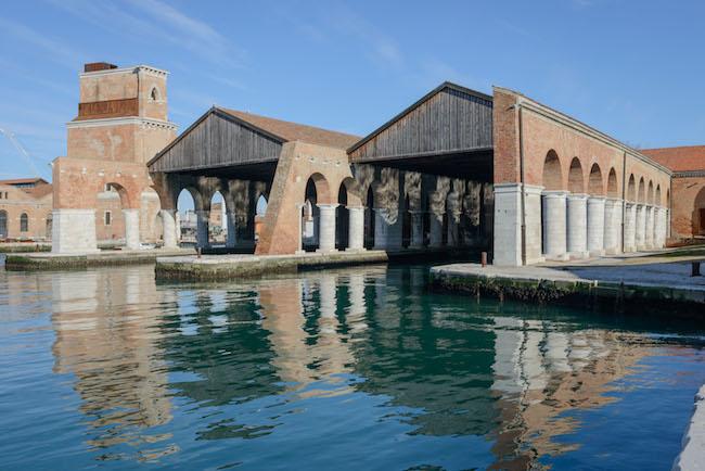 Gaggiandre-Photo by Andrea Avezzù-Courtesy of La Biennale di Venezia