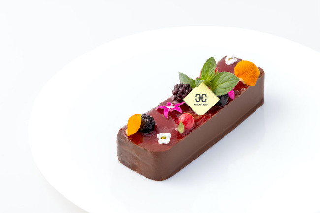 Giovanni(ジョヴァンニ) コラボスイーツ HELICAL チョコレートテリーヌ ¥1,500